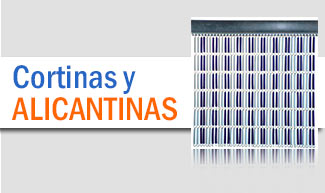 Cortinas y Alicantinas