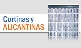 Cortinas y Alicantinas