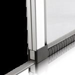 Mosquitera Puerta Lateral aluminio