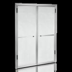 Mosquitera Puerta Abatible aluminio