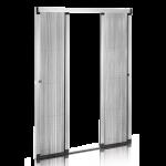 Mosquitera Plisada aluminio