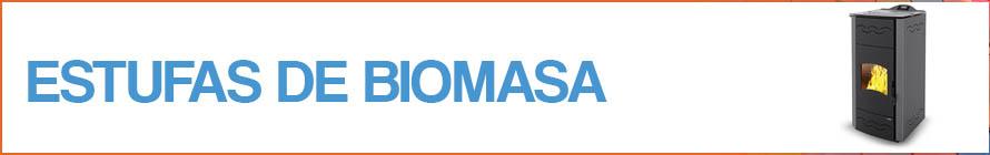 Estufas de biomasa y pellets
