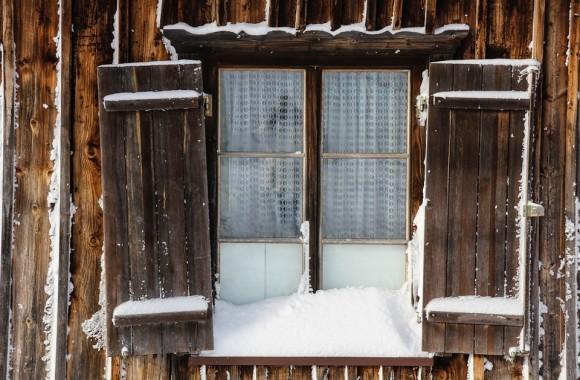 Ventanas para combatir el frío